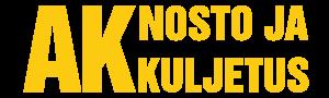 AK-Nosto ja kuljetus | Nosto- ja kuljetuspalvelut ammattitaidolla